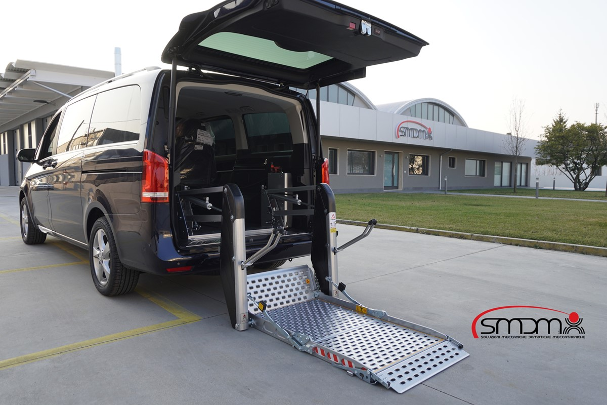 Wheelchair lift LIGHT-LIFT-BP
